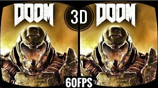 DOOM VR Video 3D SBS 4K UHD