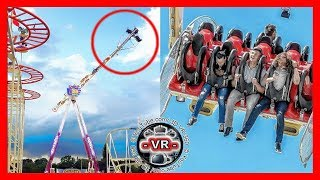 360° VR VIDEO Looping Amusement Ride for VR BOX Virtual Reality 360 4K