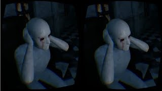 Doors of Silence VR Scary Horror Google Cardboard 3D SBS Virtual Reality Video