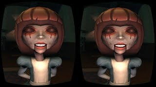 SISTERS VR Scary Horror Google Cardboard 3D SBS Virtual Reality Video