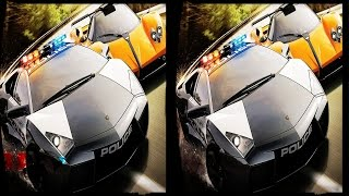 3D  LAMBORGHINI MURCIELLAGO VR Videos 3D SBS Google Cardboard VR Virtual Reality VR Box Video 3D