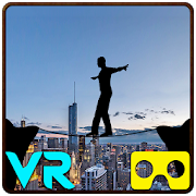 VR City View Rope Crossing